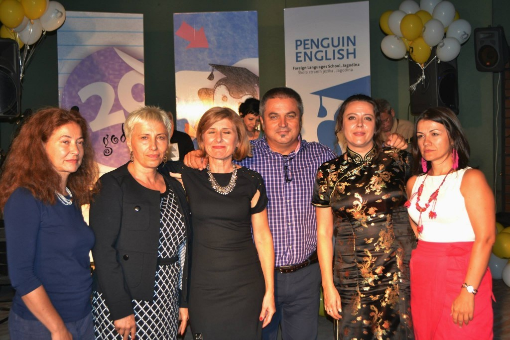 20 Years of Penguin English School